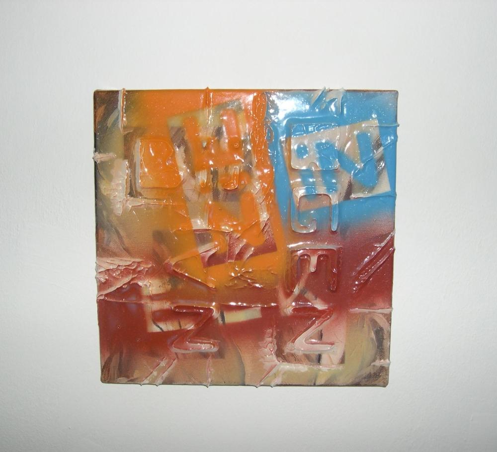 poëzieschilderij 27/10/2009 acg vianen